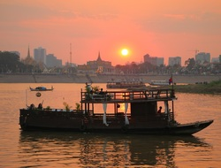 Top Phnom Penh Boat Tour in Phnom Penh City in 2020