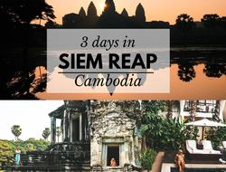 How many days do you need in Siem Reap?