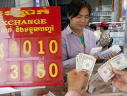 Riel and Currency Exchange in Cambodia