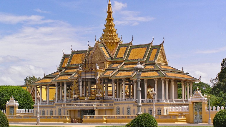 Royal Palace of Cambodia